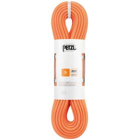 Petzl Volta Guide Seil 9,0 mm x 50 m Orange